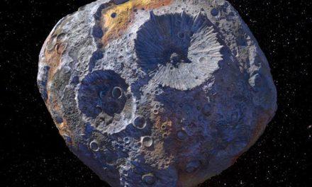 Psyche 16, el asteroide que vale más que la economía global de nuestro planeta y que está en la mira de la NASA