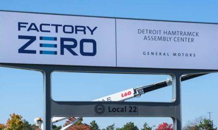 Factory Zero es la planta de autos eléctricos de General Motors