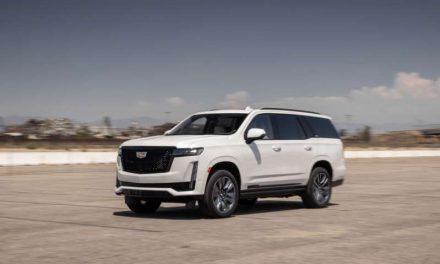 Cadillac Escalade 2021: Primer Manejo