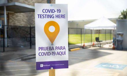 Texas: Avance de coronavirus establece más récords: 10,745 nuevos casos y 10,936 hospitalizaciones