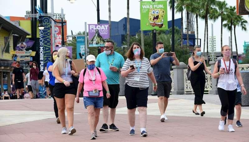 Florida reporta 3,377 nuevos casos de coronavirus y otras 20 muertes