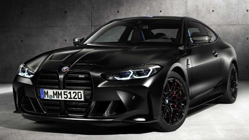 BMW M4 Competition x Kith es una edición especial de 150 unidades