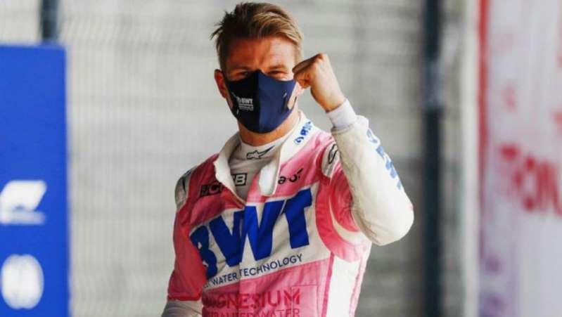 Nico Hülkenberg: Podría llegar a Red Bull como remplazo a Albon