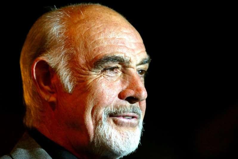 Murió el actor británico Sean Connery