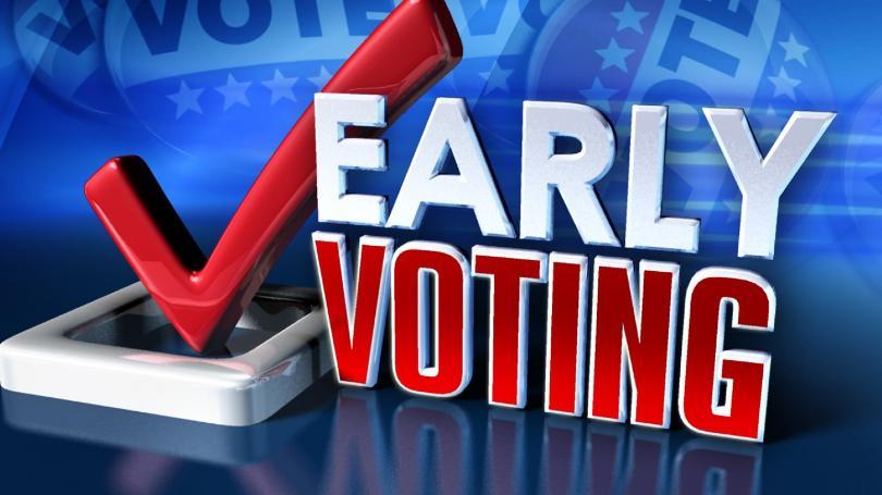 La votación anticipada en Texas sobrepasa el número total de votos que en 2016