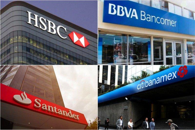 Economía Mexicana: Bancos sufren por el impacto del COVID-19