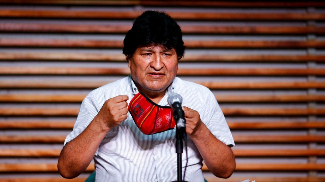 Anulan orden de aprehensión contra expresidente Evo Morales