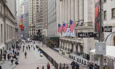 Wall Street rebota luego de fuerte caída