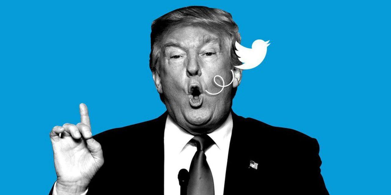 """Trump caerá en el grupo """"ex"""" si deja el cargo en enero y se acabaría trato especial, confirmó Twitter"""