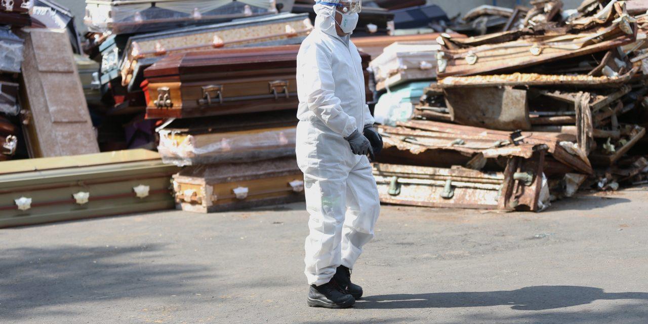 """OMS advierte que México está """"en mala situación"""""""