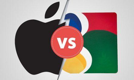 Apple podría desarrollar un buscador para competir con Google