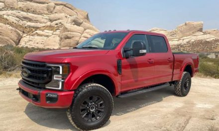 Ford F-250 Super Duty: La atractiva y útil off road