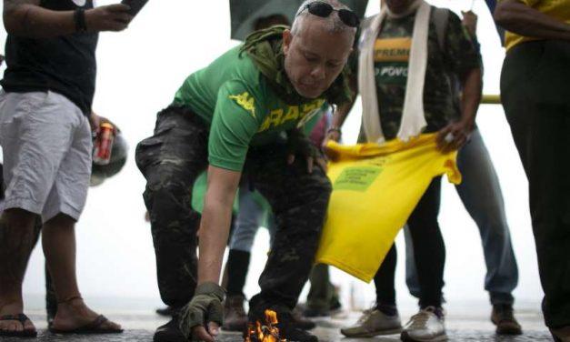 Brasil: Protestan contra vacunas para el coronavirus