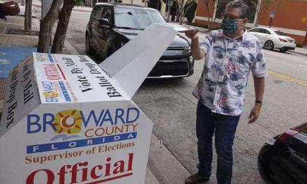 Conteo de votos podría tardar más de lo normal: AP
