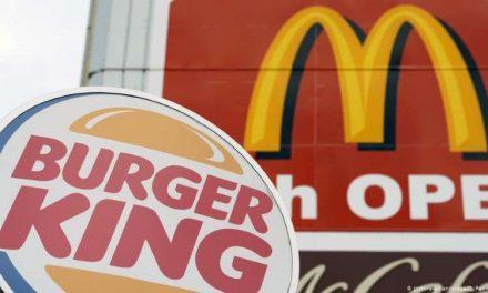 Burger King pide comprar en McDonald's