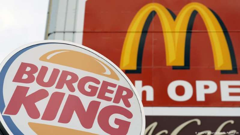 Burger King pide comprar en McDonald's