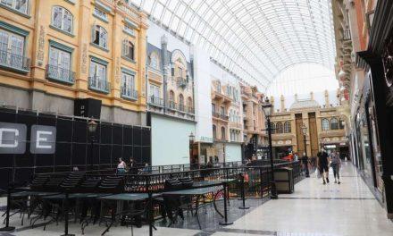 Los centros comerciales enfrentan serios problemas