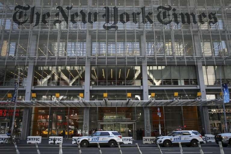 El New York Times supera la marca de los 7 millones de suscriptores Online