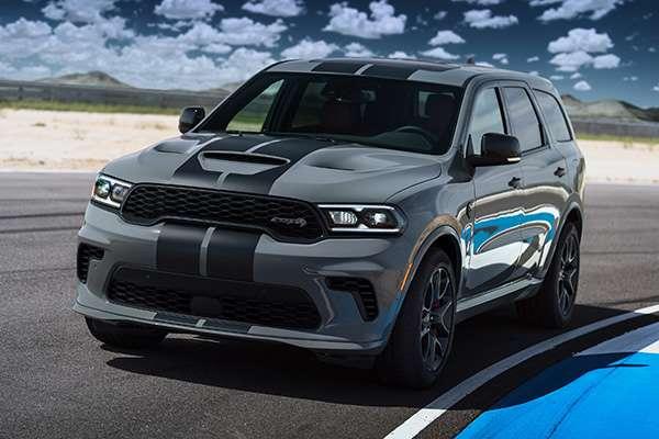 La Dodge Durango SRT Hellcat 2021 abre pedidos el 9 de noviembre