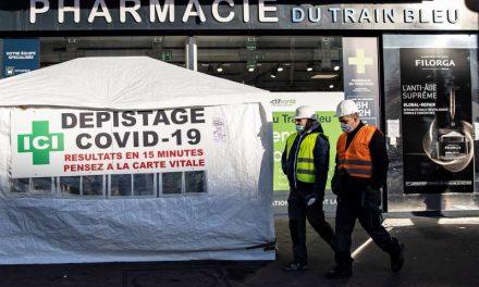 Francia registra un nuevo récord diario con más de 58.000 casos en 24 horas