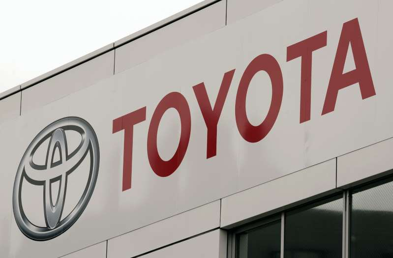 Los beneficios de Toyota cayeron un 45,3 % en su primer semestre