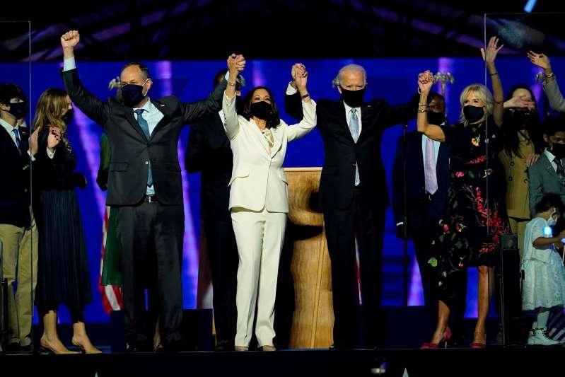 Biden vows to heal divided nation