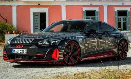 Audi RS e-tron GT es el primer auto eléctrico en la historia de Rennsport