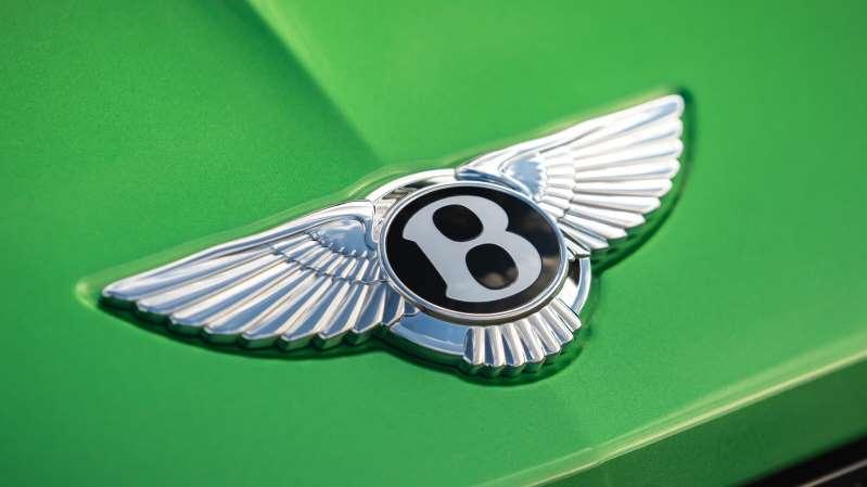 Bentley venderá únicamente autos eléctricos