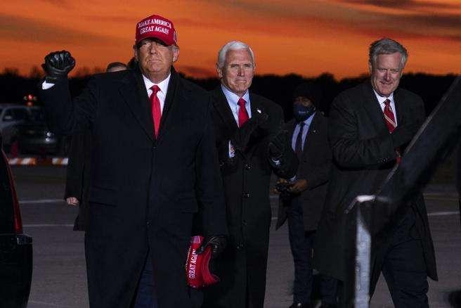 Trump battles ballots; vaccine news boosts markets