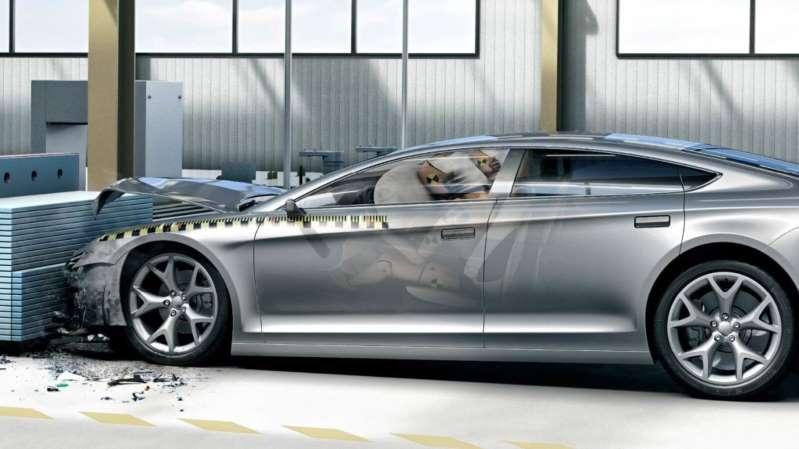Hace 40 años, Mercedes-Benz y Bosch impusieron la bolsa de aire