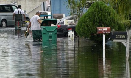 Huracán Eta se debilita a tormenta tropical