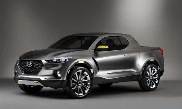 Hyundai Santa Cruz, la nueva pickup mediana