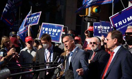 Ola de covid entre partidarios de Trump tras fiesta electoral