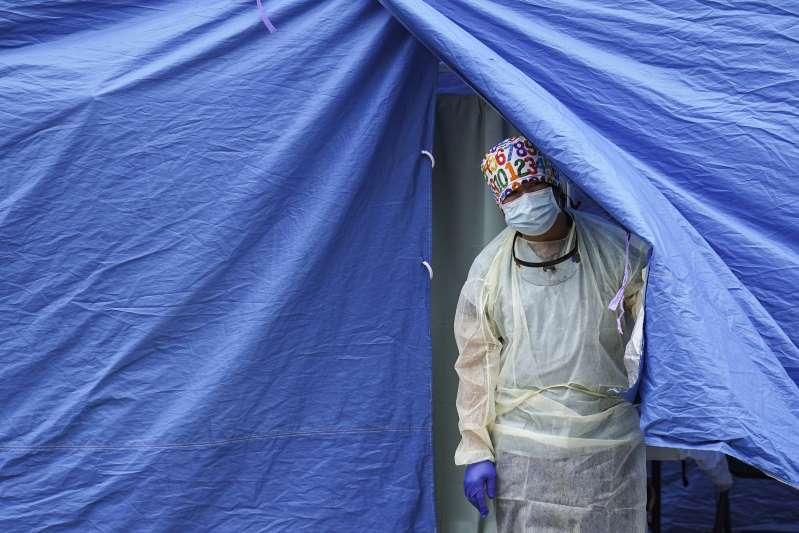 Trump se ha desentendido públicamente de la batalla contra el coronavirus