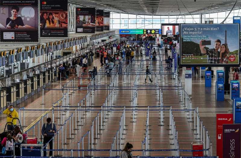 Chile se preparan para reapertura de fronteras
