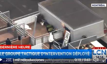 Posible secuestro de decenas de personas en las oficinas de Ubisoft en Montreal
