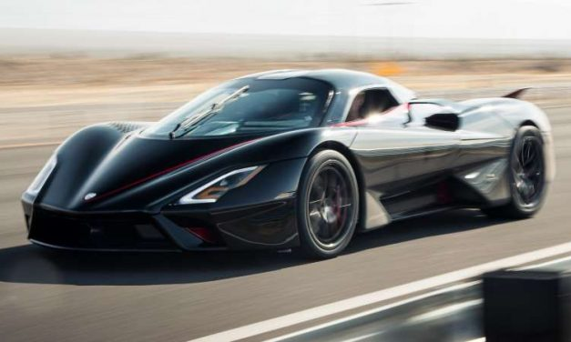 SSC Tuatara es el auto de producción más rápido del mundo