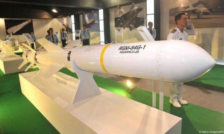 EE.UU. vende 2.370 millones de dólares en misiles a Taiwán