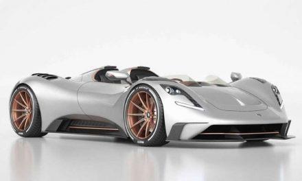Ares S1 Project Spyder, un superdeportivo de 24 unidades