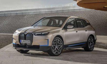 BMW iX 2021 es un SUV eléctrico con mucha autonomía