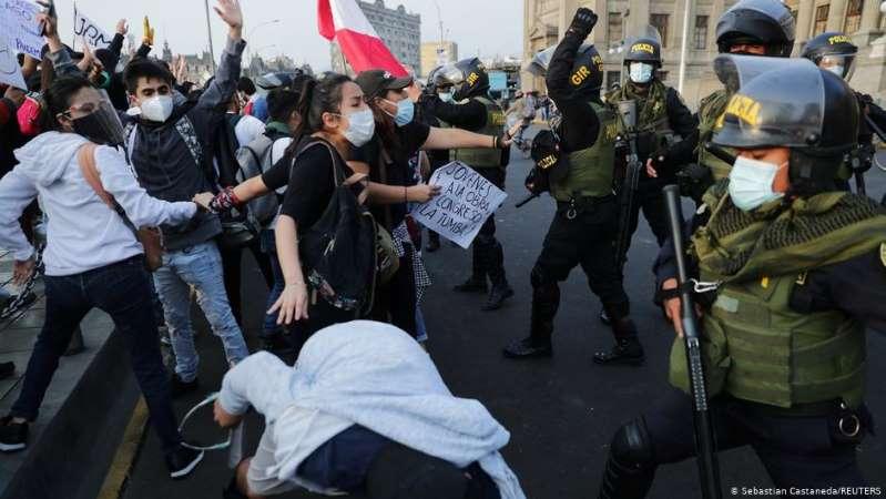 """Excancilleres piden a OEA enviar una misión a #Perú """"lo más pronto posible"""""""