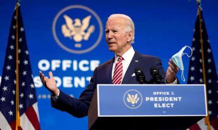 Joe Biden llama a Trump a colaborar en la transición de gobierno