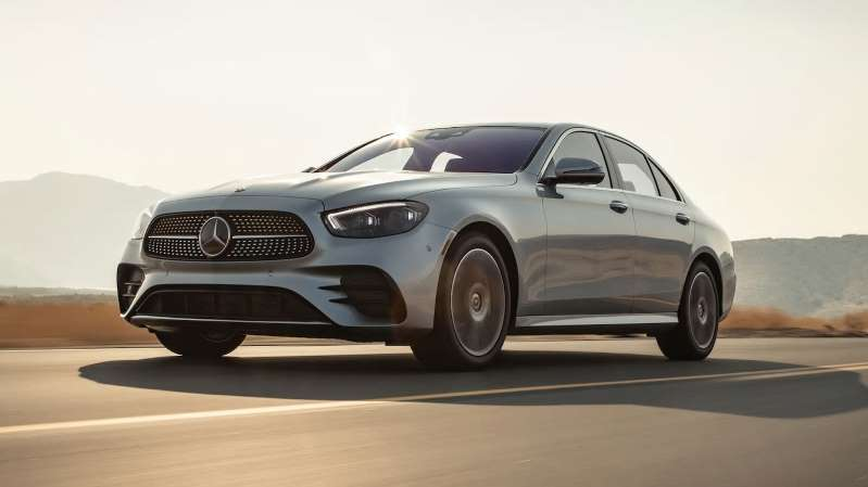 Mercedes-Benz Clase E es el Auto del Año 2021 de MotorTrend