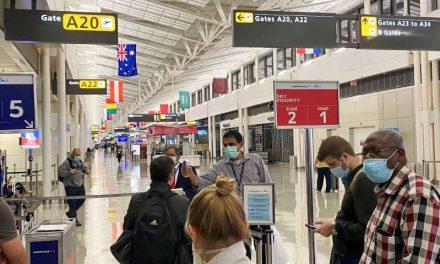 Los Aeropuertos verán multitudes récord de pandemia durante la semana de Thanksgiving