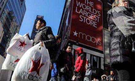 Las Ventas de Macy's caen 22% debido a la pandemia