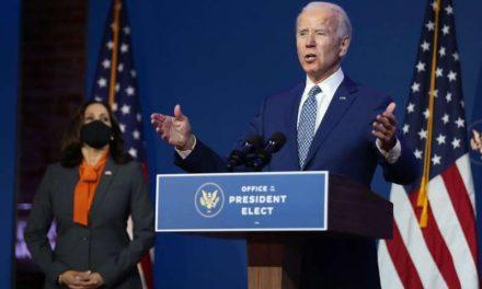 Biden no ordenará un cierre general en EE.UU. para controlar el coronavirus