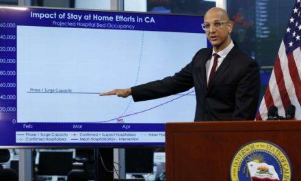 Imponen toque de queda en #California por alza de contagios