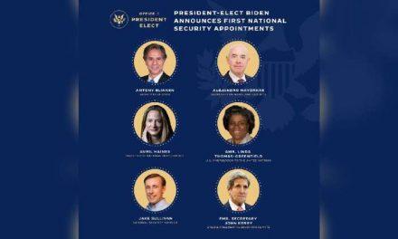 Joe Biden elige a John Kerry como asesor para cambio climático
