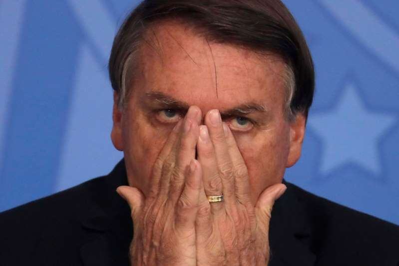 Bolsonaro dice que no se va a vacunar contra el coronavirus