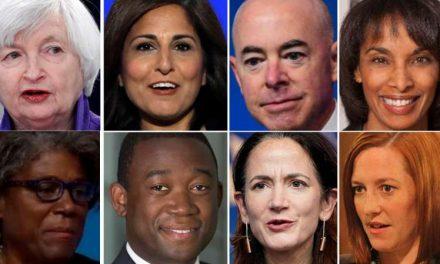 """Joe Biden elige a mujeres y minorías para liderar un Gobierno diverso que """"luzca como Estados Unidos"""""""
